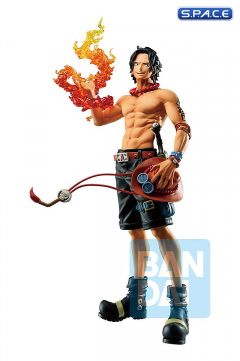Portgas D. Ace Treasure Cruise PVC Statue - Ichibansho Series (One Piece)