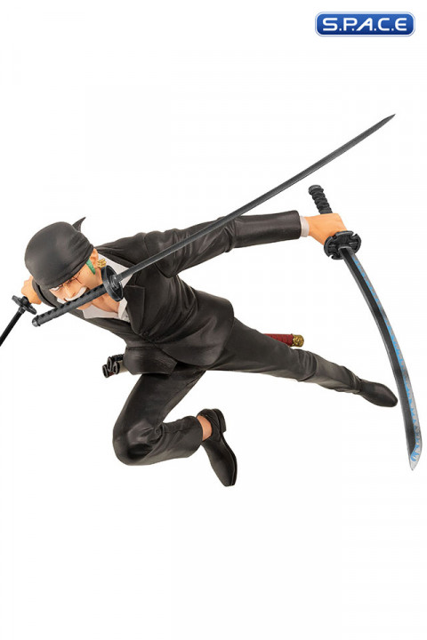 Roronoa Zoro Treasure Cruise PVC Statue - Ichibansho Series (One Piece)