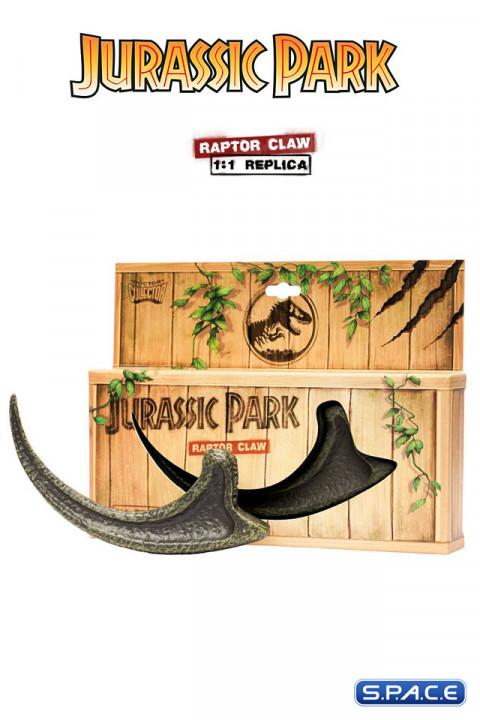 1:1 Raptor Claw Life-Size Replica (Jurassic Park)