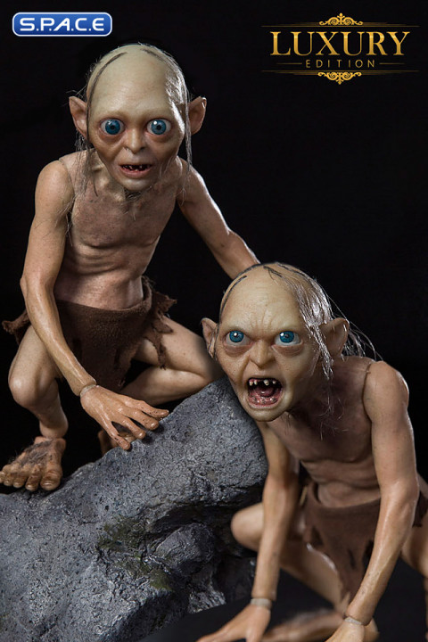 1/6 Scale Gollum Luxury Edition (Lord of the Rings)