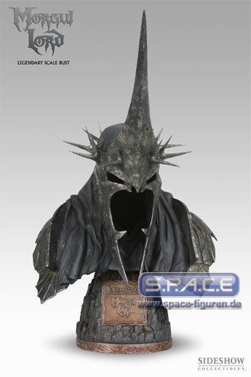 The Morgul Lord Legendary Scale Bust (LOTR)