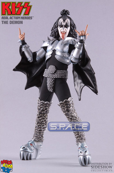 1/6 Scale RAH Gene Simmons as The Demon (Kiss)