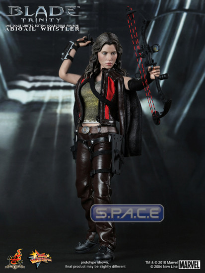 1/6 Scale Abigail Whistler Movie Masterpiece MMS128 (Blade Trinity)