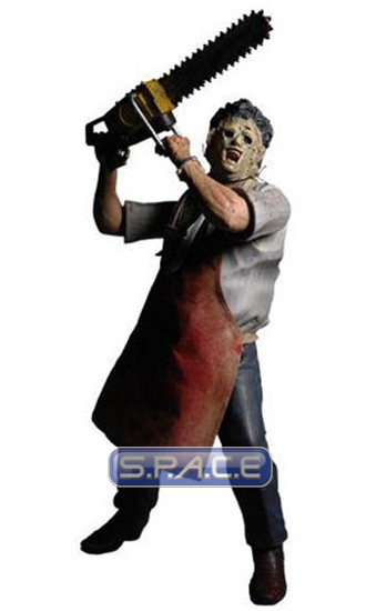 12 Deluxe Leatherface (Texas Chainsaw Massacre)