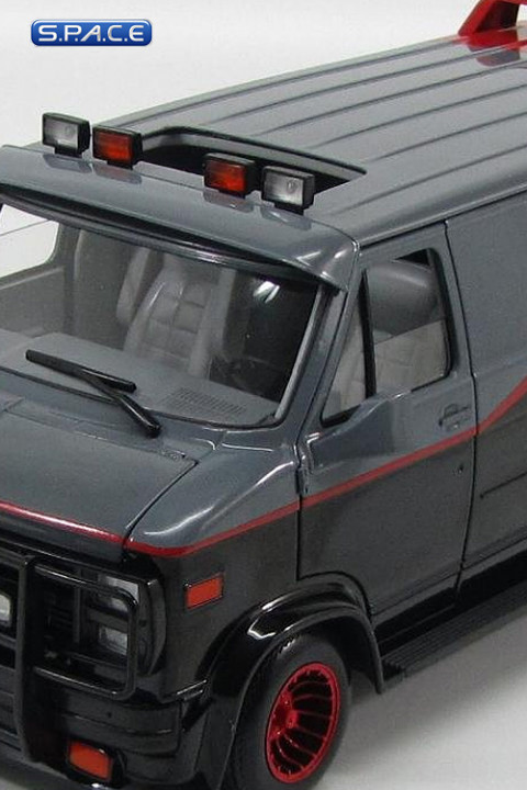 1 18 gmc vandura van die cast hot wheels the a team s. Black Bedroom Furniture Sets. Home Design Ideas