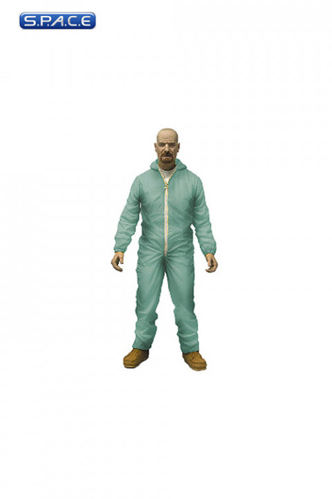 Walter White in Blue Hazmat Suit PX Exclusive (Breaking Bad)