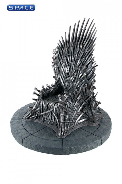 iron throne statue game of thrones s p a c e space. Black Bedroom Furniture Sets. Home Design Ideas
