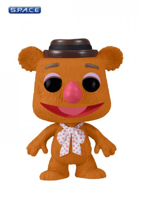 Fozzie Bear Pop Muppets 04 Vinyl Figure Muppets S P