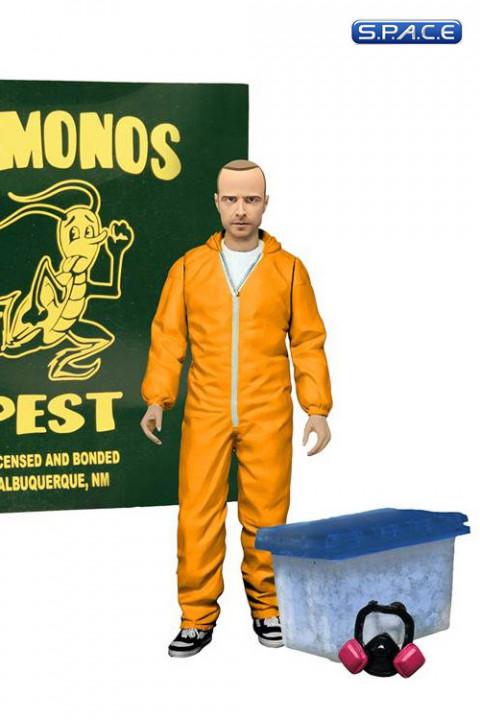 Jesse Pinkman in Orange Hazmat Suit Exclusive (Breaking Bad)