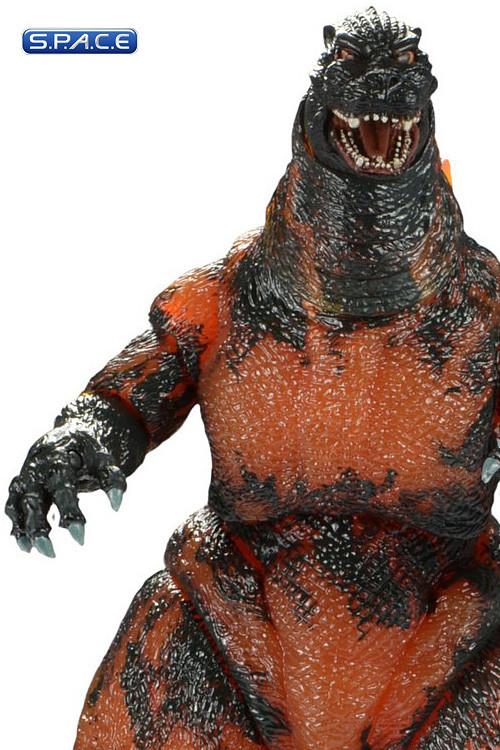 Classic 1995 burning Godzilla (Godzilla Series 2) - S.P.A ...