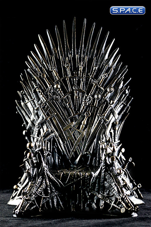 Game Of Thrones Iron Throne Cake Topper