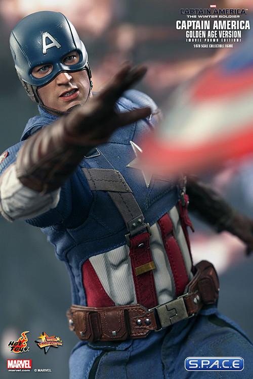 Captain America Weiblich