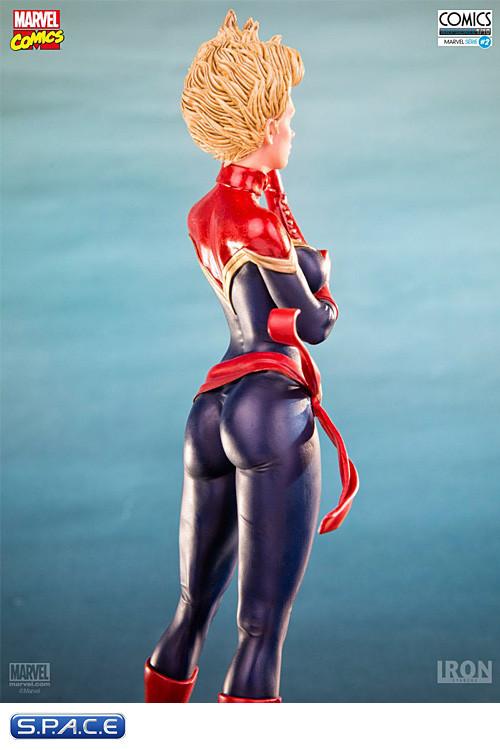 Captain Marvel Weiblich
