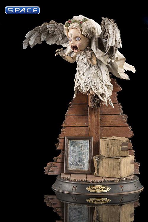 Cherub Statue Krampus S P A C E Space Figuren De
