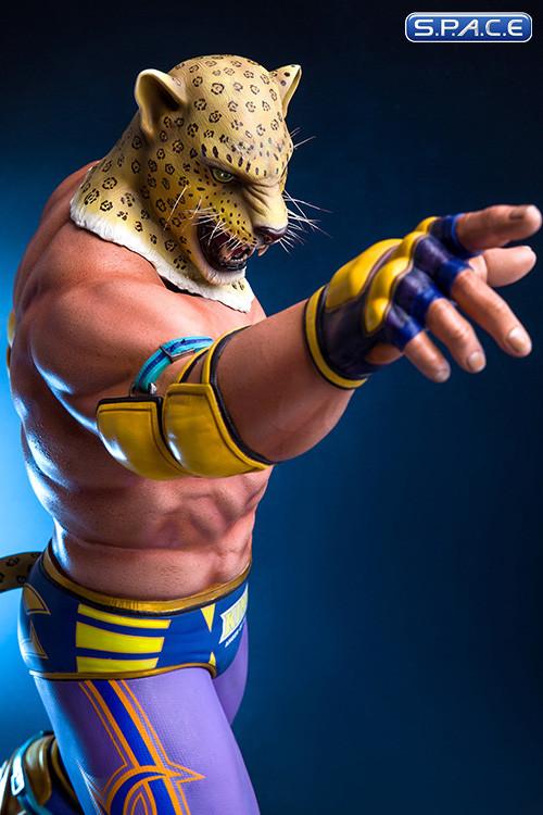 Masked King Statue (Tekken 5: Dark Resurrection) - S P A C E