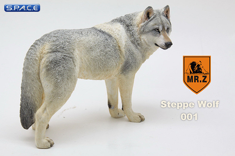 1/6 Scale grey Wolf - S P A C E - space-figuren de