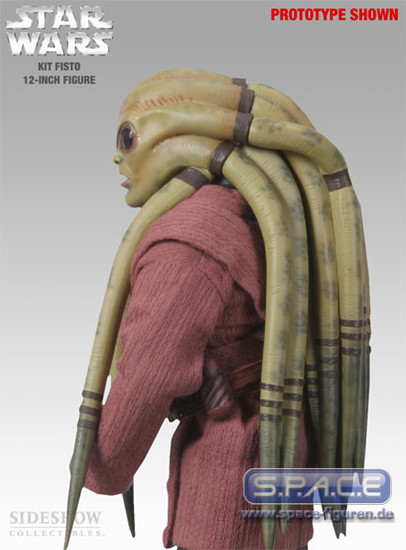 SIDESHOW STAR WARS KIT FISTO 1//6 SCALE 12 IN 2106 NEW