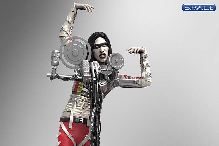 Marilyn Manson Rock Iconz Statue (Marilyn Manson