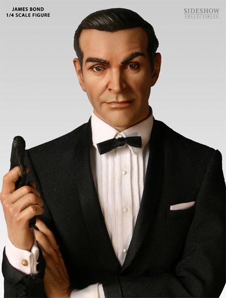 1 4 Scale Sean Connery As James Bond S P A C E Space