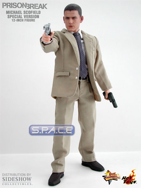 f6d81b39f259d 12'' Michael Scofield Special Version (Prison Break) - S.P.A.C.E ...