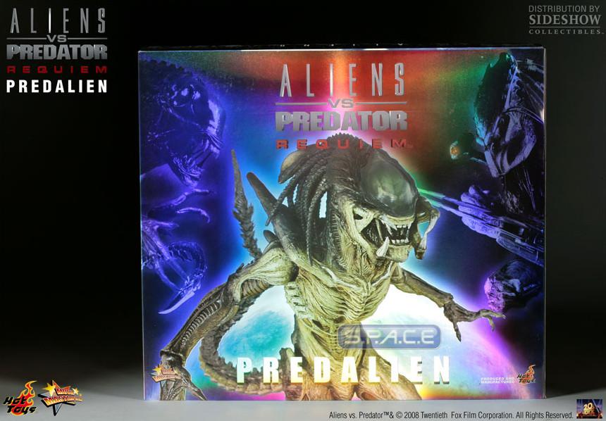 1/6 Scale PredAlien Model Kit (Aliens vs  Predator: Requiem
