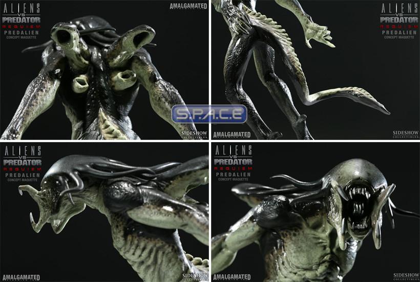 PredAlien Concept Maquette (Aliens vs  Predator: Requiem