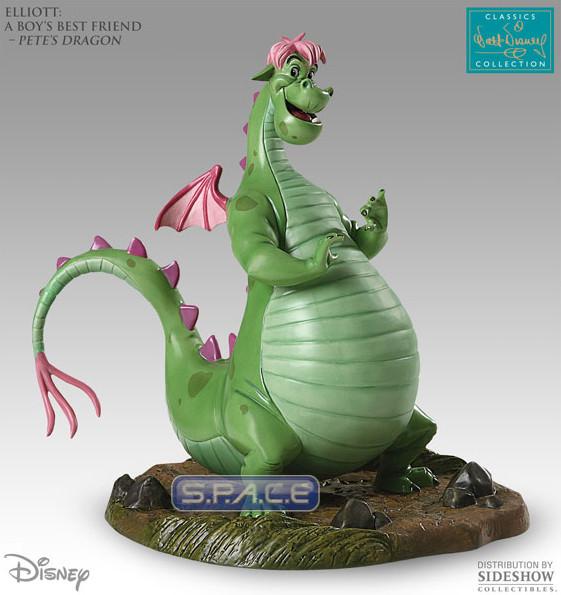 Elliot Pete S Dragon Statue Walt Disney S Classic