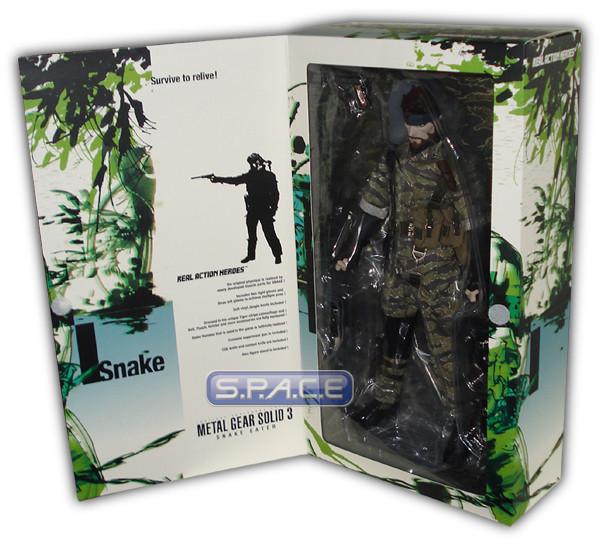 METAL GEAR SOLID 3 Naked Snake Tiger Stripe Version