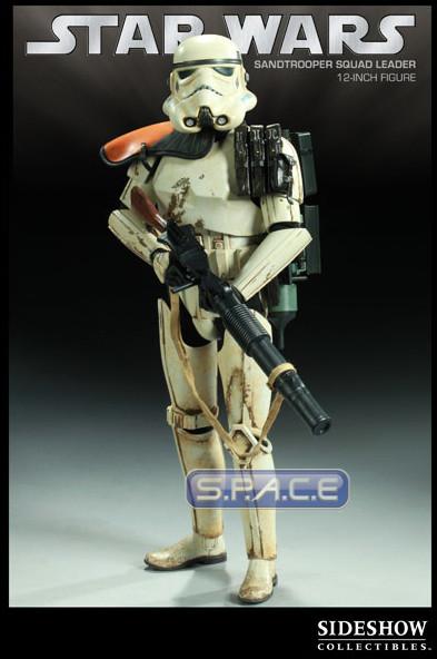 12 Quot Sandtrooper Squad Leader Tatooine Star Wars S P A