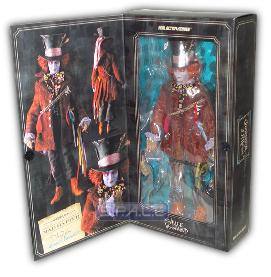 16 Scale Rah Mad Hatter Alice In Wonderland Space Space