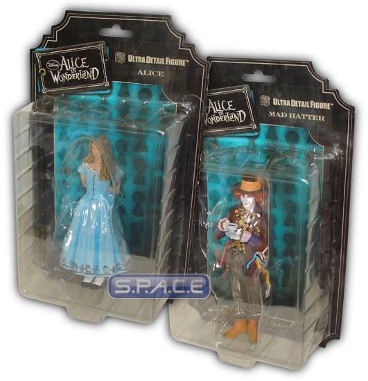 2er Set Alice And Mad Hatter Alice In Wonderland Space