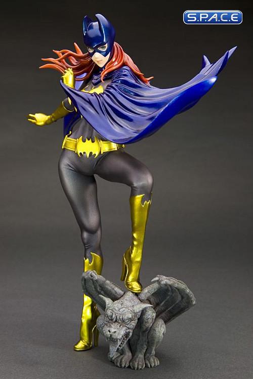 1 7 scale batgirl bishoujo pvc statue dc comics s p a c e space. Black Bedroom Furniture Sets. Home Design Ideas