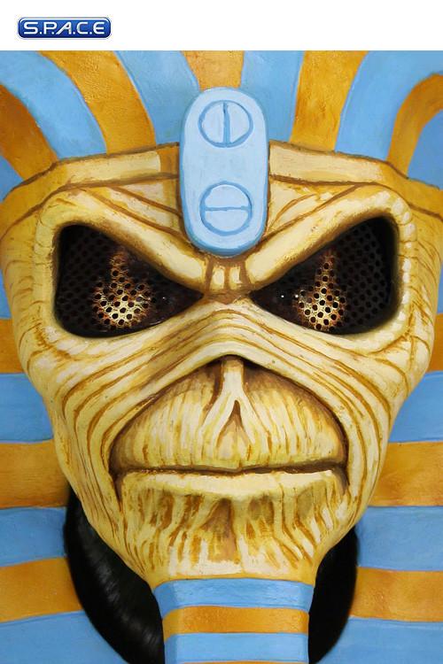 Powerslave Latex Mask Iron Maiden S P A C E Space Figuren De