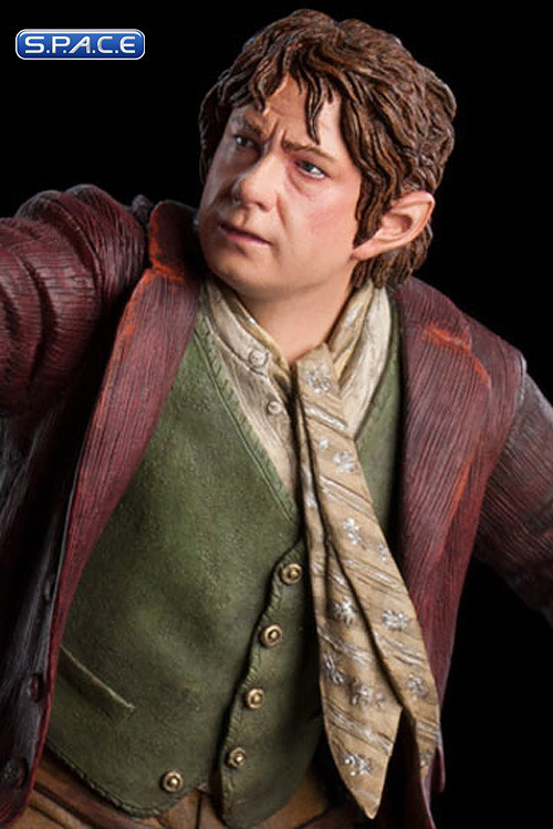 Bilbo Baggins Statue The Hobbit An Unexpected Journey Space