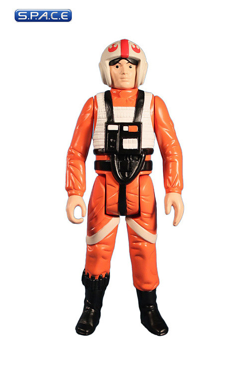 12-Jumbo-Luke-Skywalker-X-Wing-Pilot-Star-Wars-Kenner-Gentle-Giant-Figur-NEU