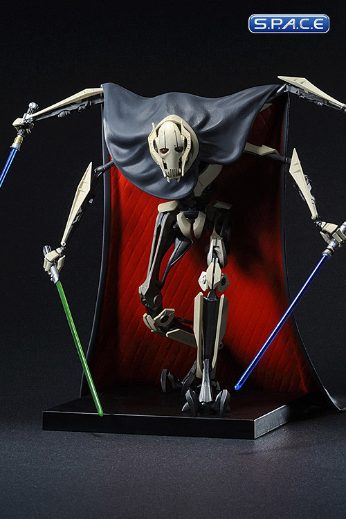 1 10 Scale General Grievous Artfx Statue Star Wars S P A C E Space Figuren De