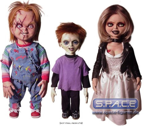 seed of chucky family box set 3 pack s p a c e space. Black Bedroom Furniture Sets. Home Design Ideas