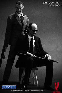 1/6 Scale Medicated Psychopath James (Kane & Lynch)