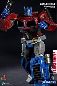 Optimus Prime - Starscream Version (The Transformers Generation 1)