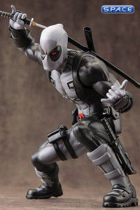 1/10 Scale Deadpool ARTFX+ Statue X-Force Version Exclusive (Marvel Now!)