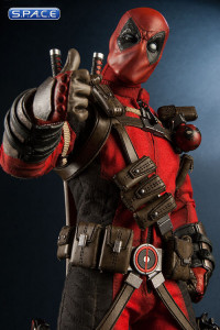 1/6 Scale Deadpool (Marvel)