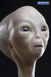 1:1 Alien Visitor Life-Size Bust (Close Encounters of the Third Kind)