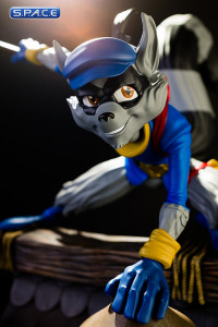 Sly Cooper Statue (PlayStation All Stars)