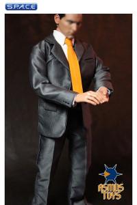 1/6 Scale Dark Silver Suit