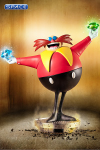Dr. Robotnik Statue (Sonic the Hedgehog)