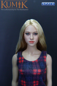 1/6 Scale Amanda Head (blonde hair)
