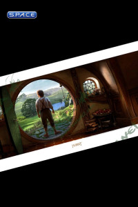 An unexpected Journey: Reviews Art Print (The Hobbit)