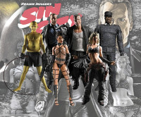 Complete Set of 6 : Sin City Series 1 (color)