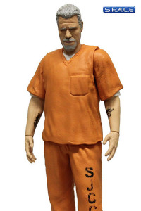 Clay Morrow in orange Prison Uniform NYCC 2014 Exclusive (Sons of Anarchy)