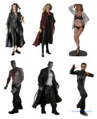 Complete Set of 6: Sin City Series 2 (color)